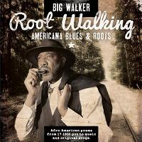BIG WALKER - Root Walking: American Blues & Roots