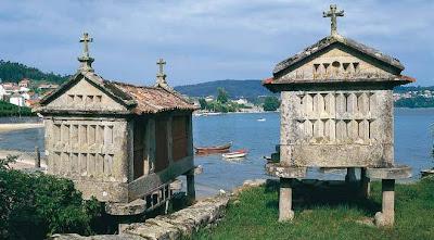 Combarro #Pontevedratrip   Una invitación de lujo a las Terras de Pontevedra