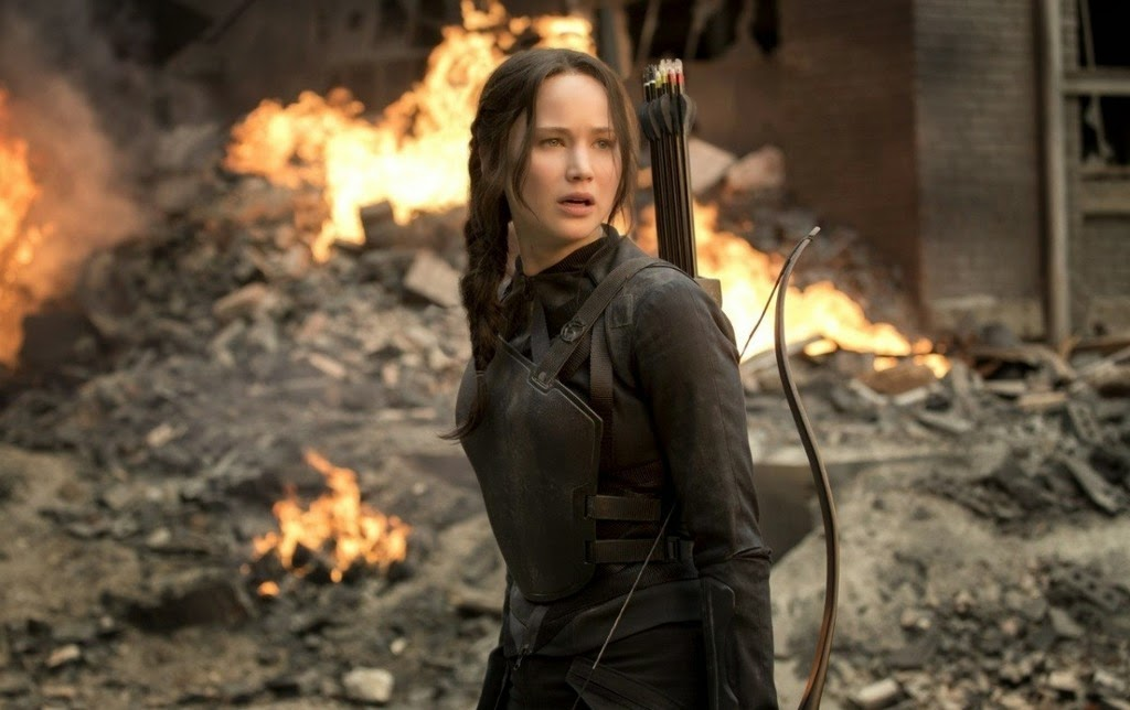 Hunger Games: Síla vzdoru 1. část (The Hunger Games: Mockingjay – Part 1) – Recenze