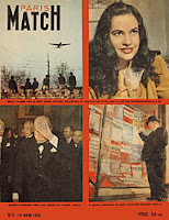 Paris Match mars 1949