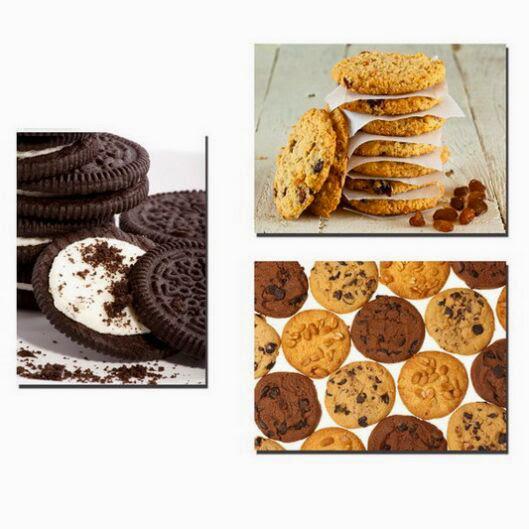 Lienzo cookies