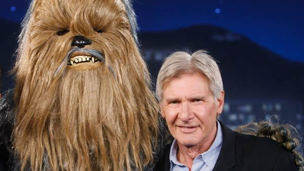 Harrison Ford Returning To Star Wars? Our Interview With Chewbacca ...