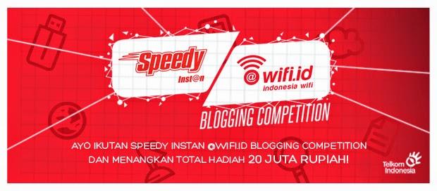 Banner Speedy @wifi.id