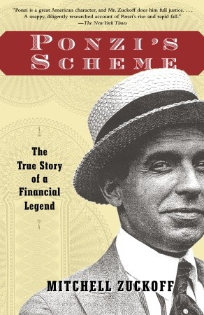 Ponzi's Scheme book jacket