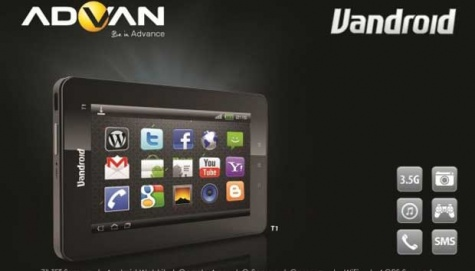 Advan Vandroid T3 Tablet PC