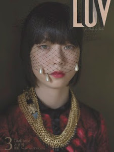 LUV vol. 3 'TIME' issue · SUMIRE