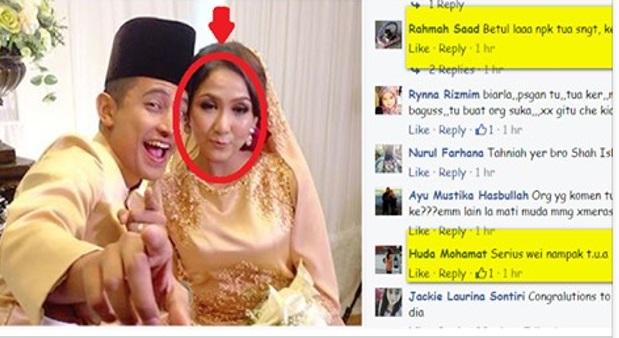 Isteri Shah Iskandar Dihina Dan Dikutuk Dalam Laman Sosial Cuma Kerana Salah Angel Camera! Masha Allah
