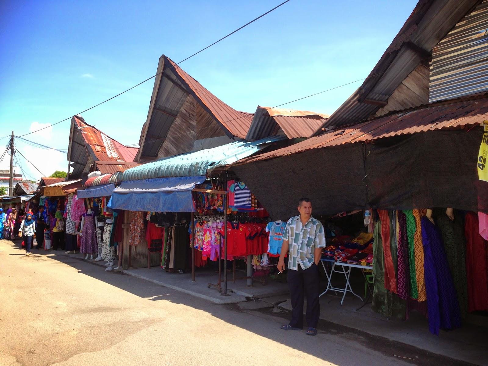 Rantau Panjang shops