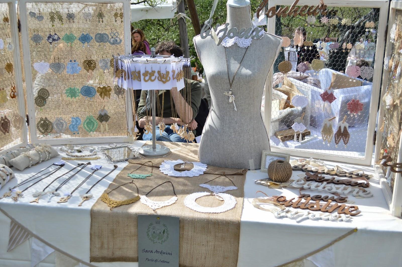 perle di cotone