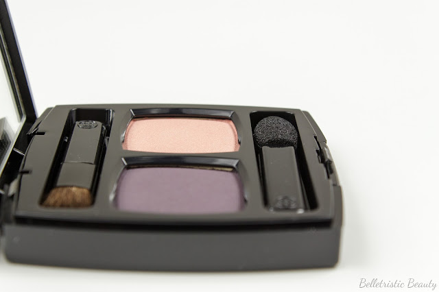 Chanel Rose Majeur 70 Ombres Contraste Duo Eyeshadow Duo in studio lighting