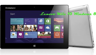 Lenovo Miix 10 Windows 8 Tablet Password Recovery