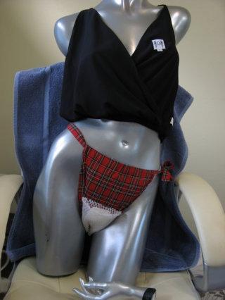 P4P:  紳士用下着デザインの最先端