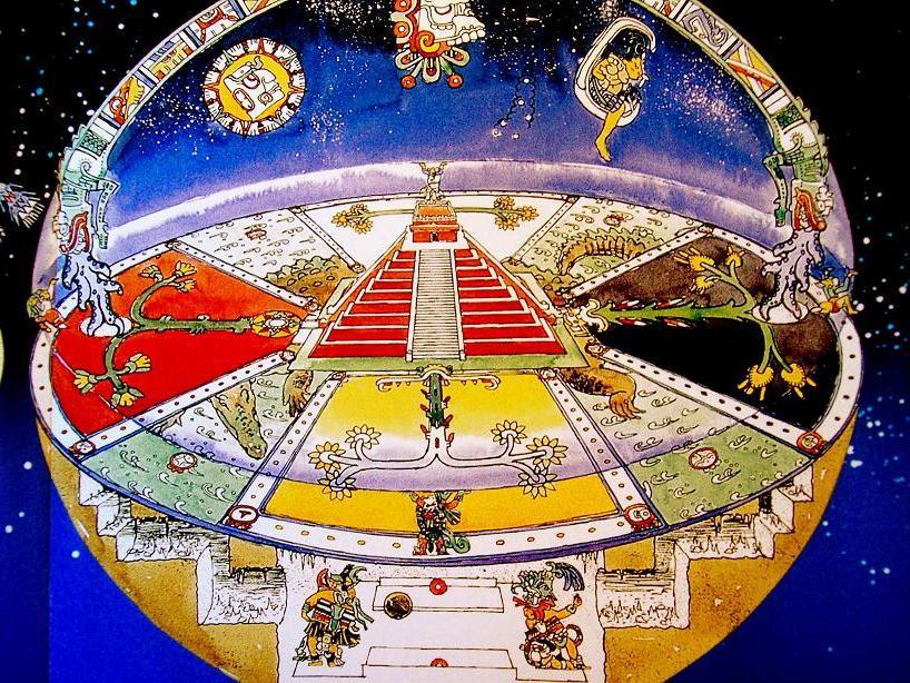 El antiguo calendario maya no refleja el fin del mundo en el 2012, sino el comienzo de uno nuevo...