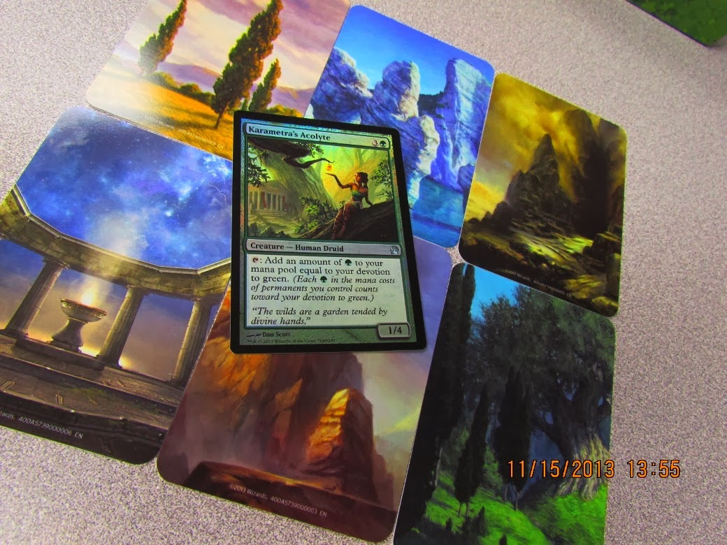 how to play magic the gathering basic rules