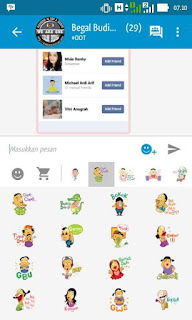 Download BBM BACKUP STIKER VERSI 2.9.0.51