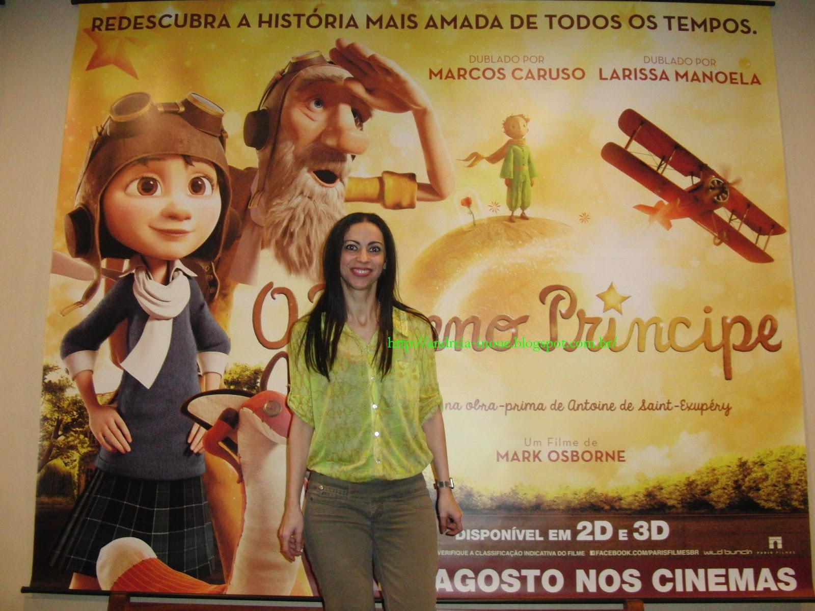 Filme O Pequeno Principe 2015 intended for papiando: o pequeno príncipe.