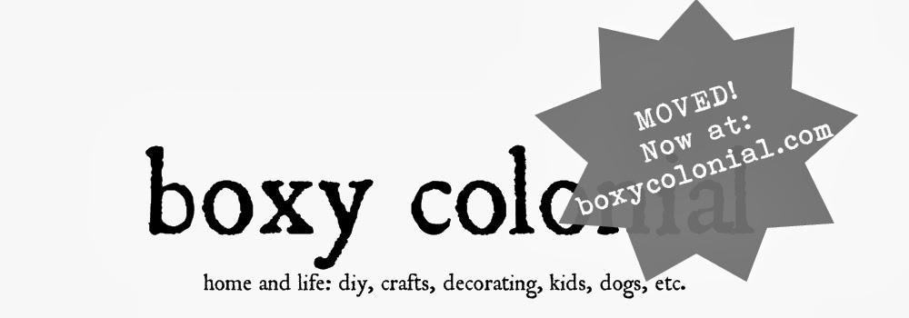 Boxy Colonial