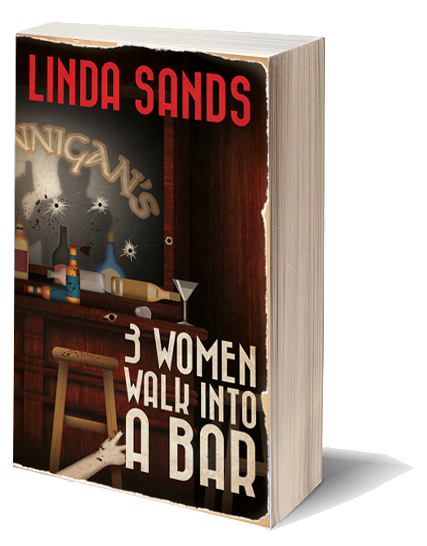 3 women walk into a bar book