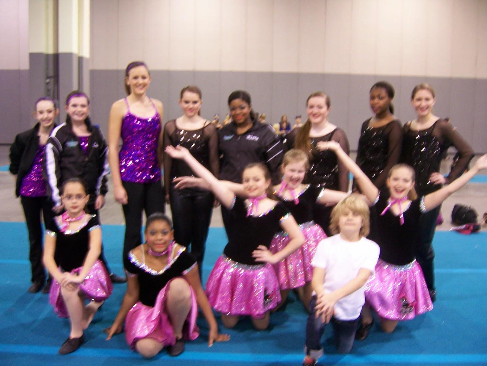 charlotte dance studios