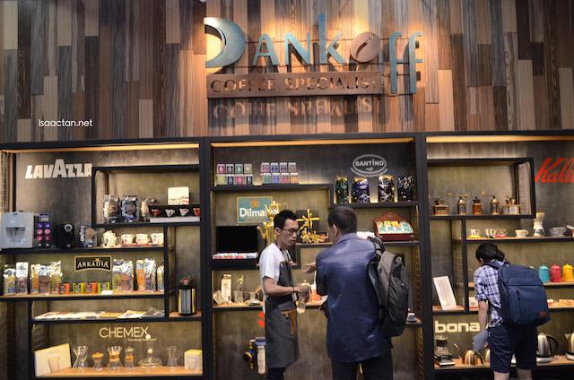 Dankoff Coffee Specialist