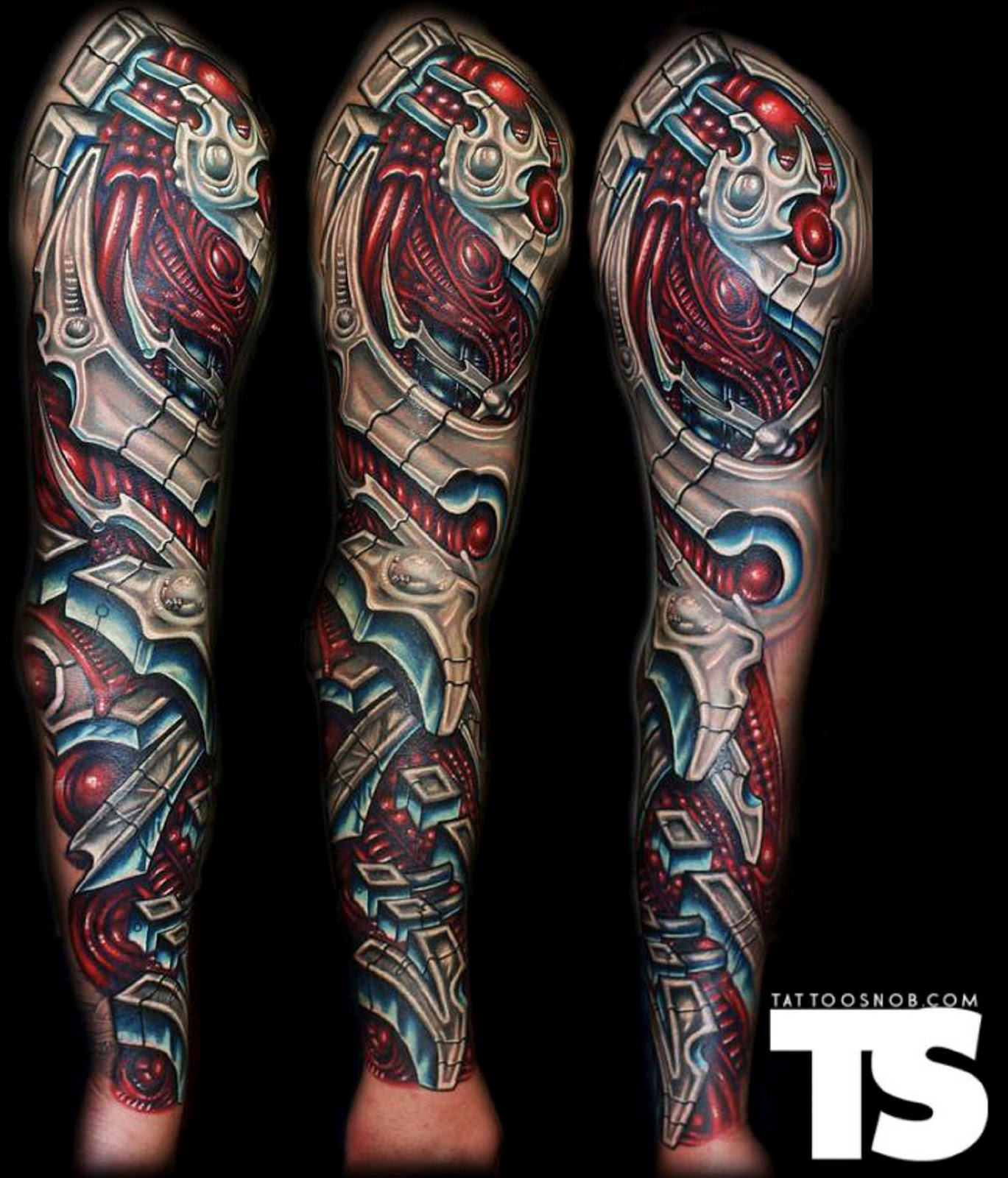 Tato 3d Keren Pictures to Pin on Pinterest - TattoosKid