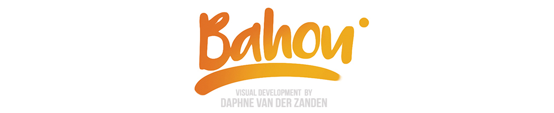 Bahou / Daphne van der Zanden / illustrator, game artist, toy designer, art director, storyboard ar