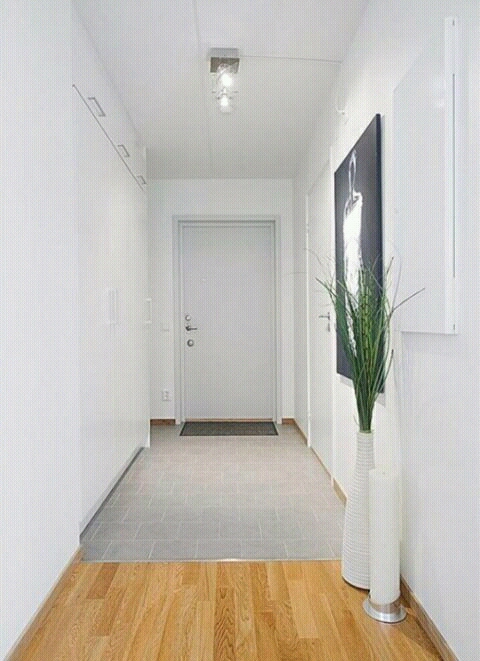 New home designs latest modern corridors designs for Apartment hall design