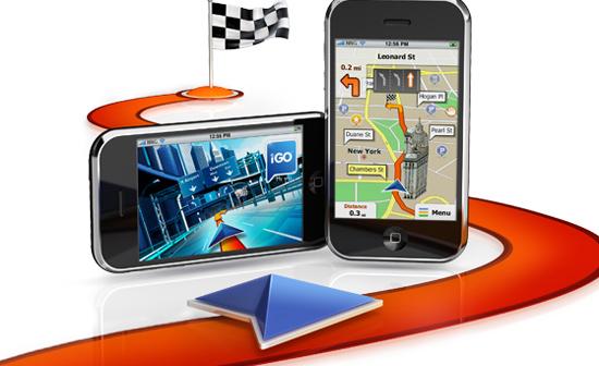 Программа й навигации для айфона