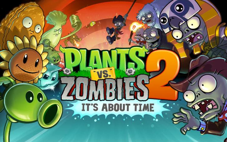 Plants vs. Zombies 2 v1.9.271092 Mod Full Apk İndir