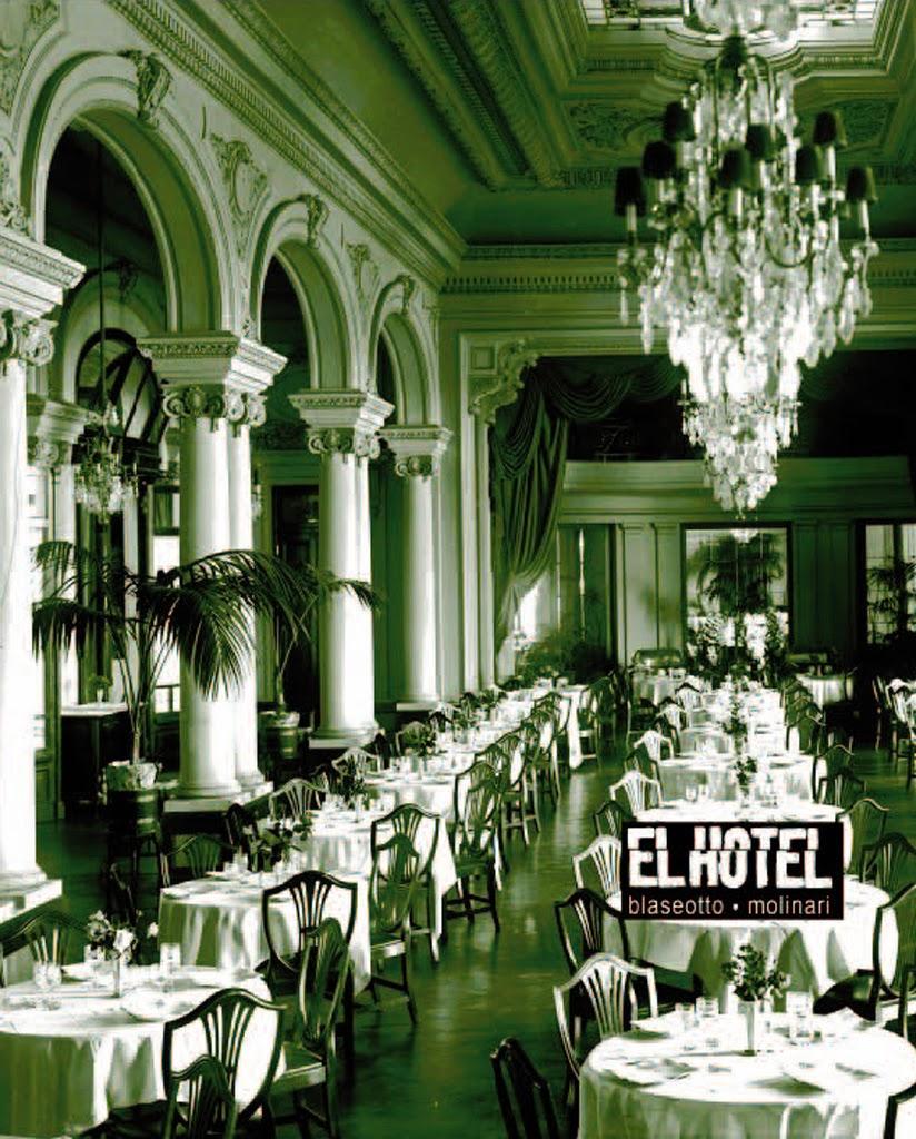 El Hotel, 2012.