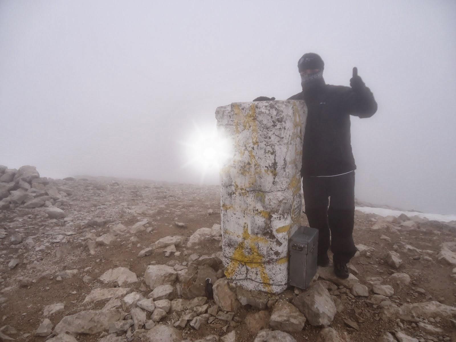 La Sagra (2.383 mts)