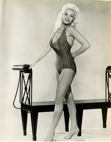 Jayne Mansfield pin up