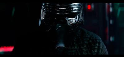 Kylo Ren sigue los pasos de lo hecho por Vader.