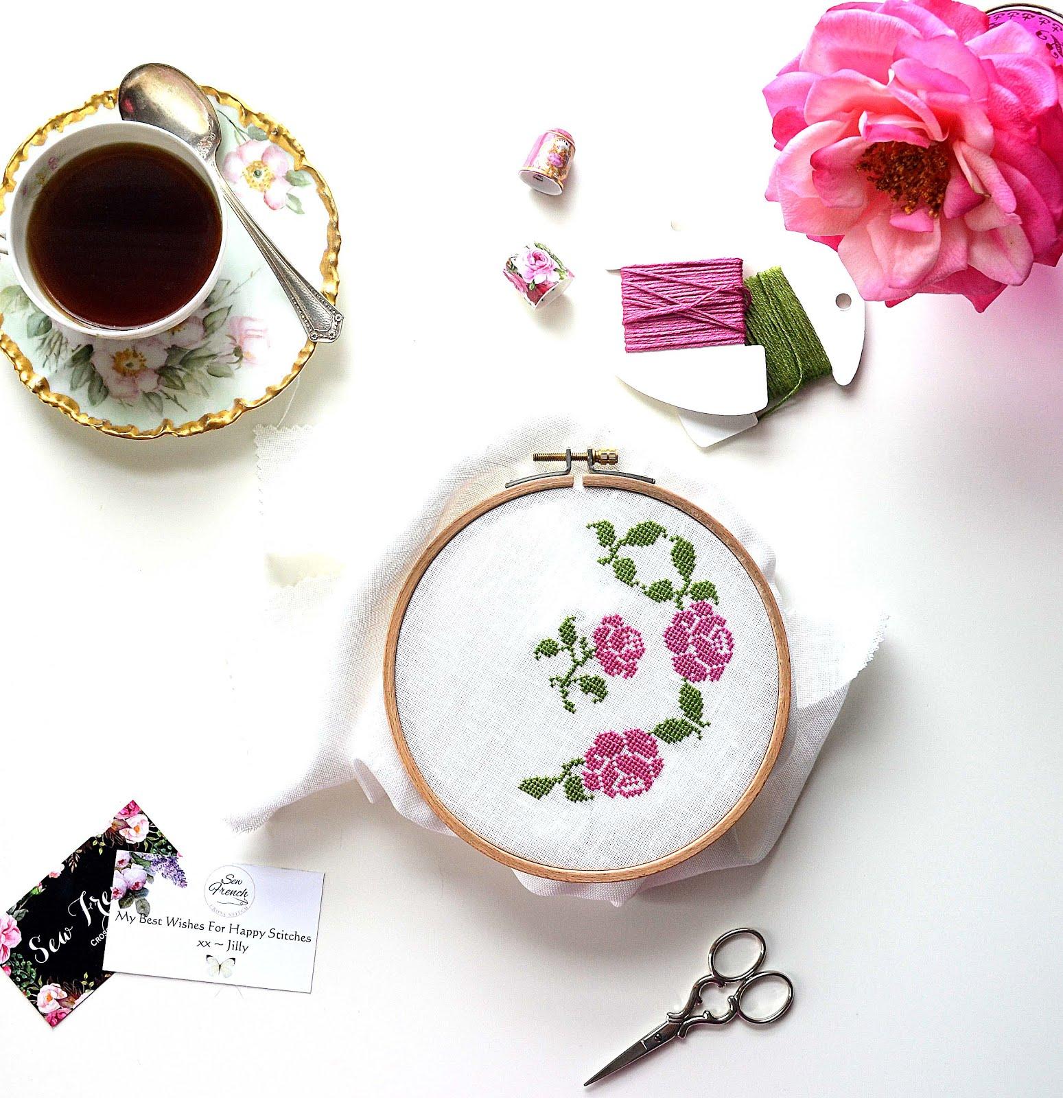 Stitching My Next Pattern