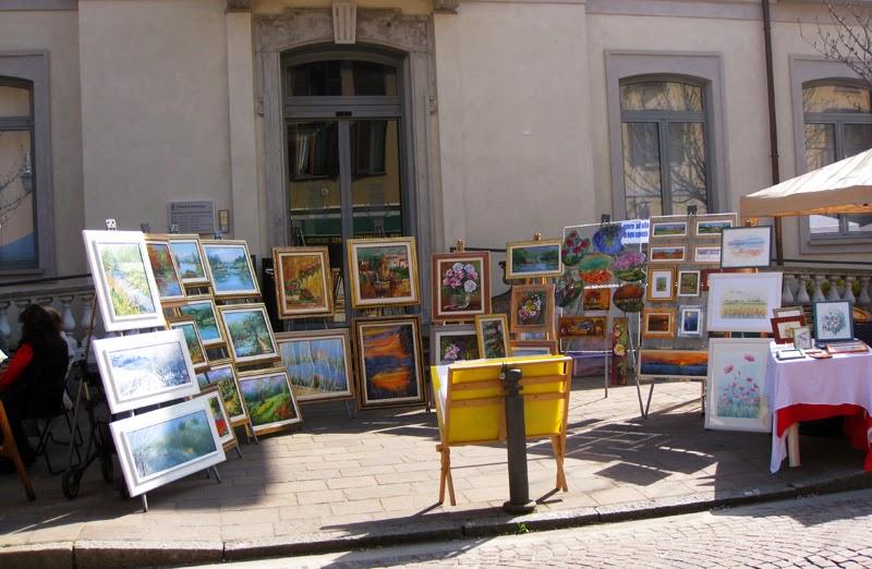Artecarlacolombo mercatino dell 39 antico a imbersago - Mercatino imbersago ...