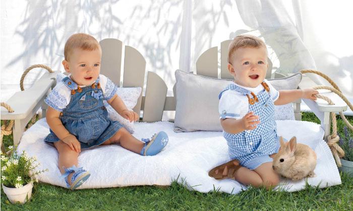 ropa de bebe mayoral 2016