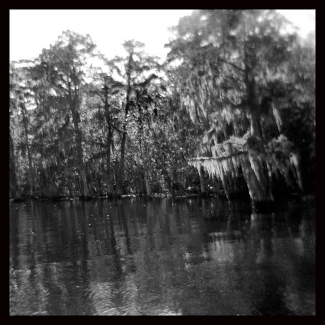 Thibodaux, LA swamp Holga Hickory Ridge Studio