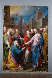 Giorgio Alberini, pittore