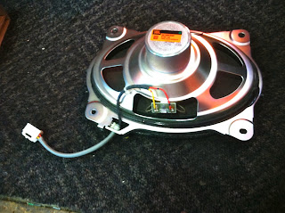 Toyota Camry Factory Rear Speakers