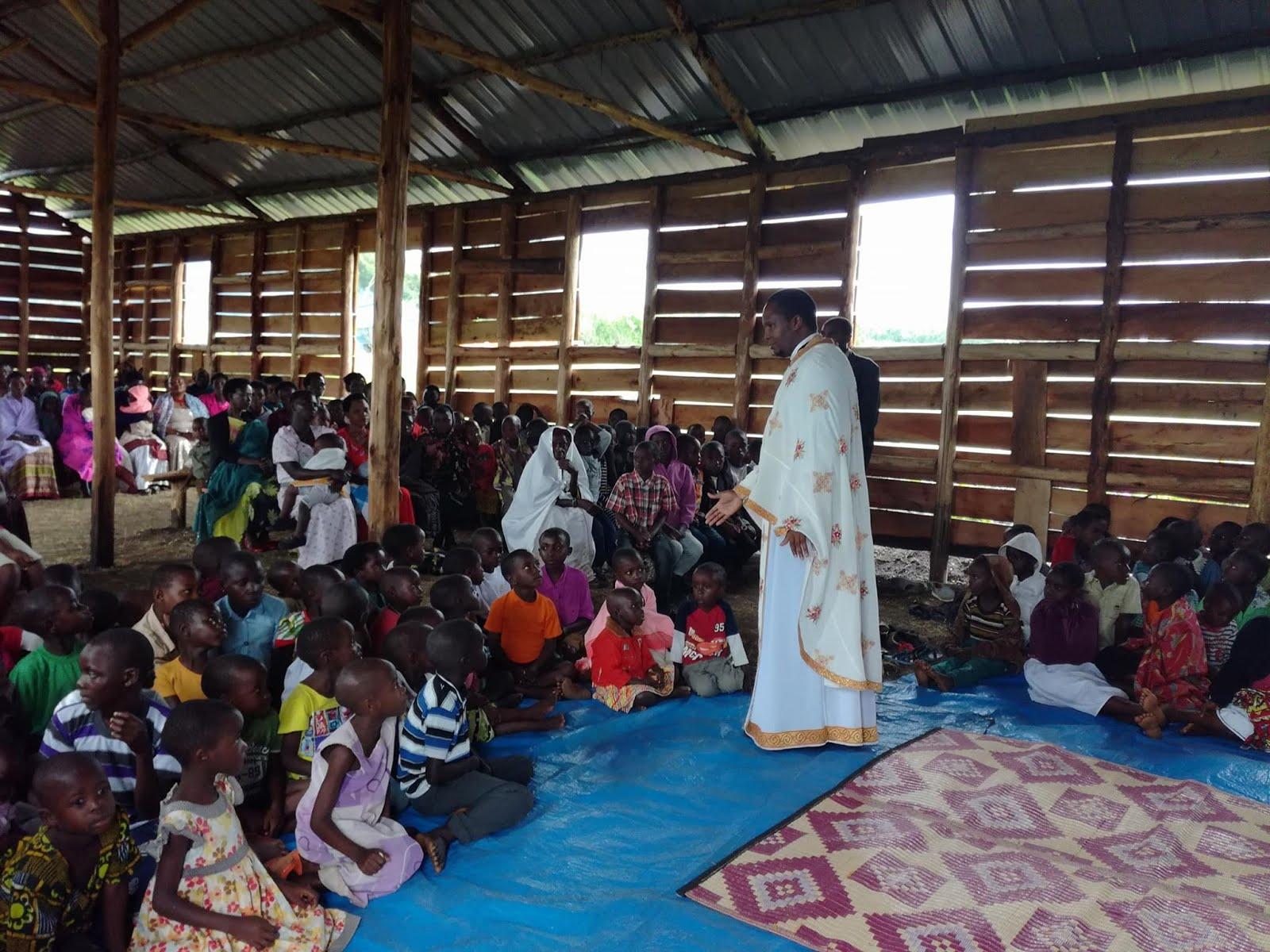 Ανάσταση 2018 στο Ρουμπάρρε της Ουγκάντας