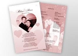 ALL ABOUT WEDDING: Wedding Poetry - Wedding Programs