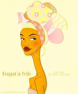 Pinturas Caras Mujeres Africanas