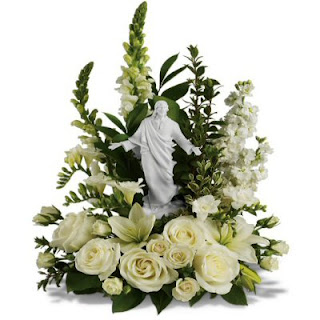 Order the Teleflora Sacred Grace Bouquet