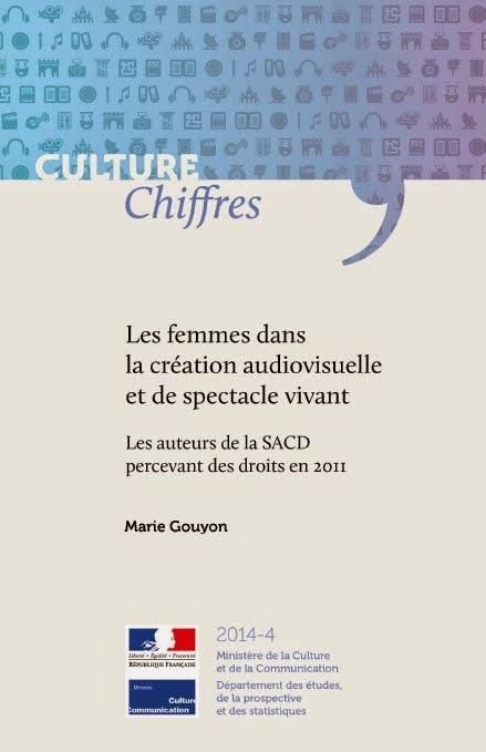 FRANÇA | «Les femmes dans la création audiovisuelle et de spectale vivant»