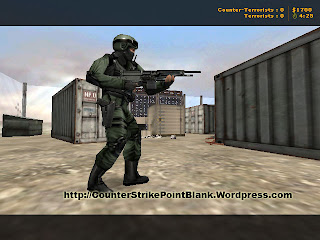 Point Blank Dm_Crackdown_M249 Map - Optimized for Higher FPS