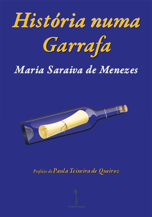 História numa Garrafa - O livro