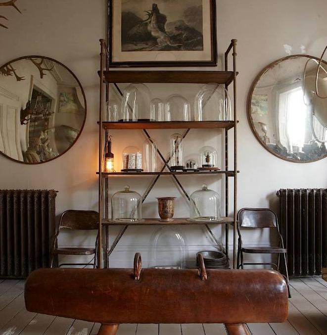 """K&co. antiques: indretning med antik , vintage & """"kant""""..."""