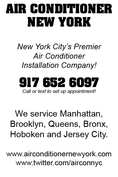 Air conditioner new york free cleaning with air for Air conditioner bracket law