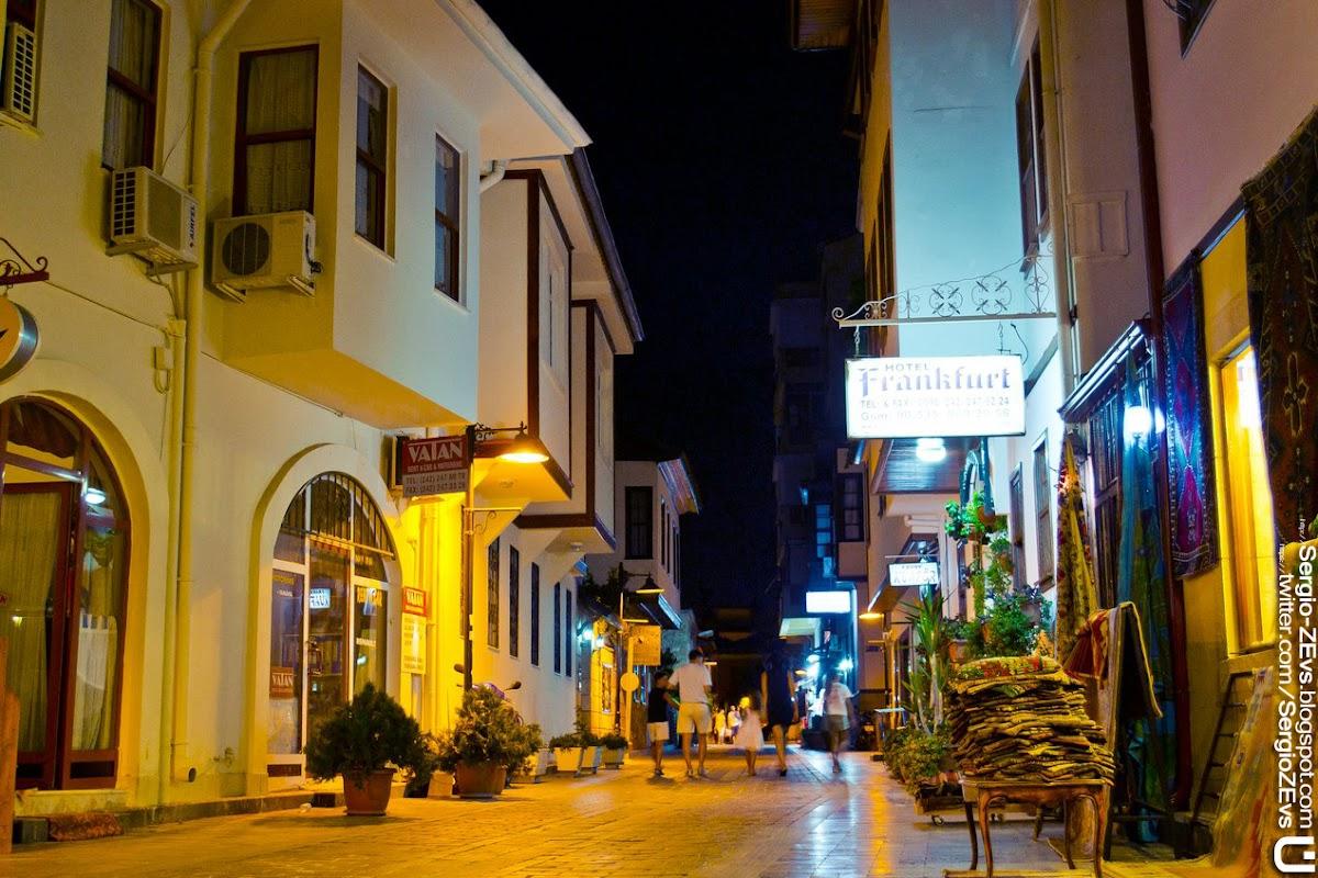 Анталья, Турция, Старый Город, Калеичи, Antalya, Turkey, Old Town, Kaleici,