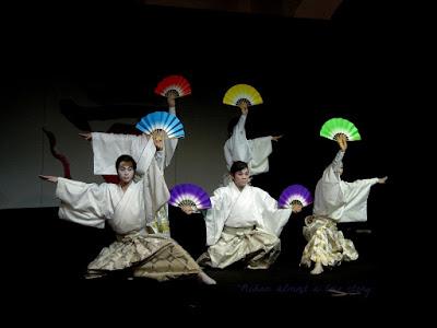 Nimi festival giapponese Manjushaka